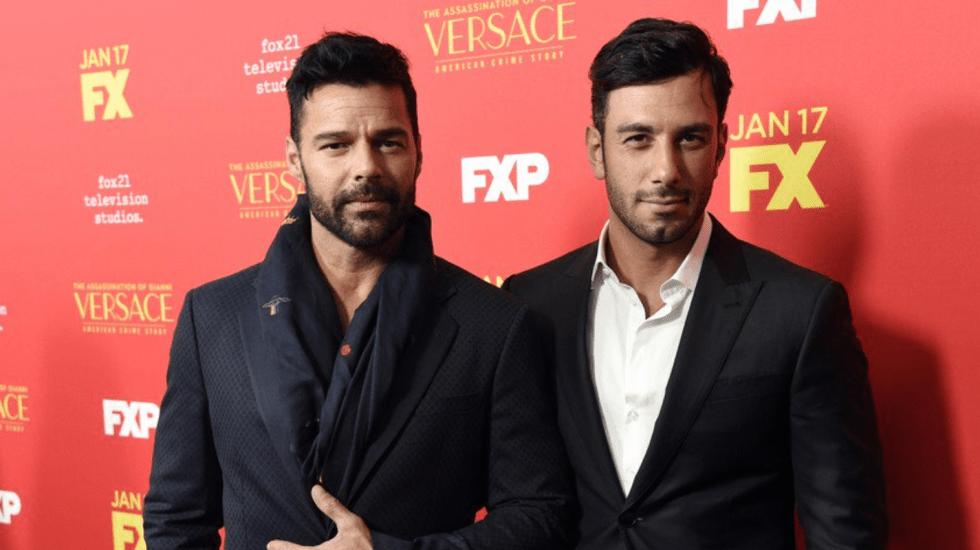 Ricky Martin ya se casó con Jwan Yosef
