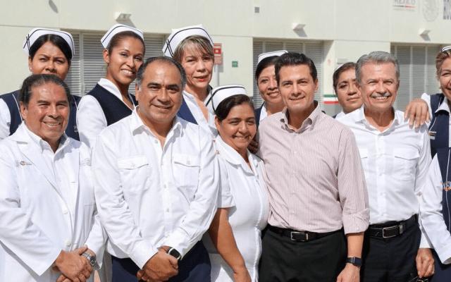 Inauguran Hospital General de Acapulco - Foto de Twitter Héctor Astudillo