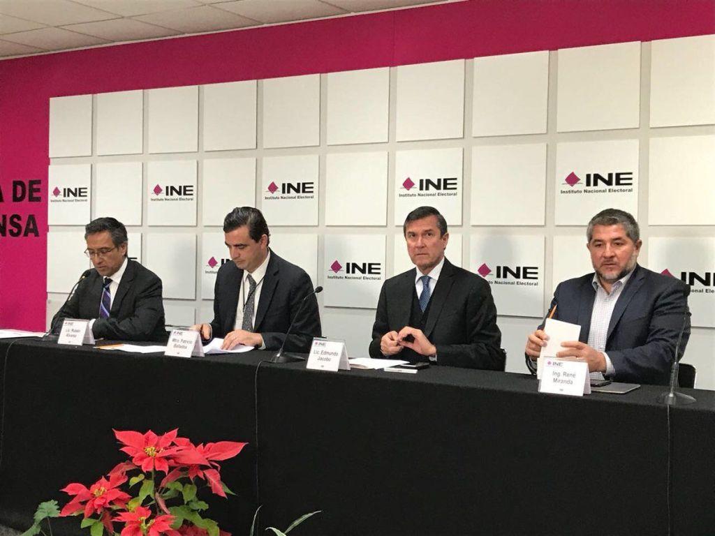 INE citará a aspirantes independientes por anomalías en firmas - Foto de INE