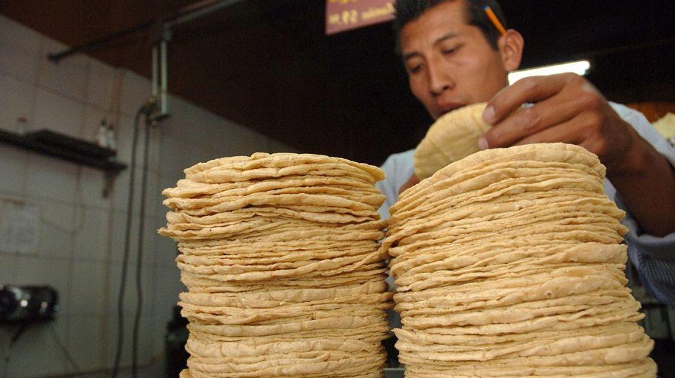 No habrá incremento en el precio de la tortilla, anuncia Secretaría de Economía - Foto de Archivo