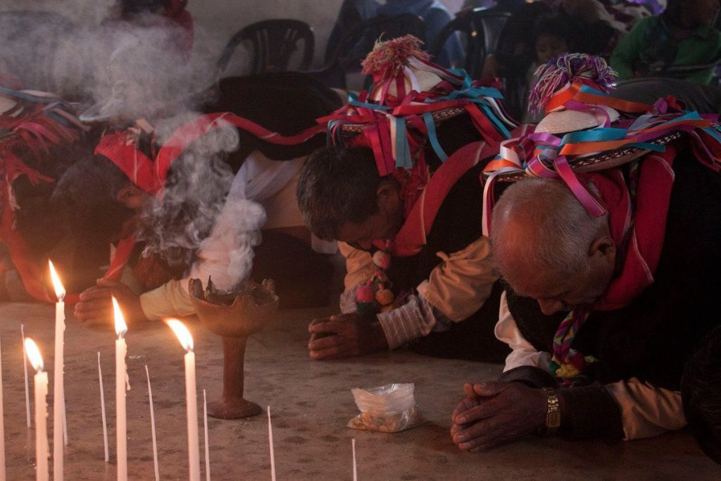 Estado mexicano reparará daño a víctimas de Acteal - Foto de @AbejasDeActeal