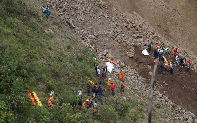 Alud deja al menos 13 muertos en Colombia - Foto de RT