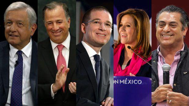 Resultados generales de las votaciones en las encuestas de López-Dóriga - Foto de Etcétera