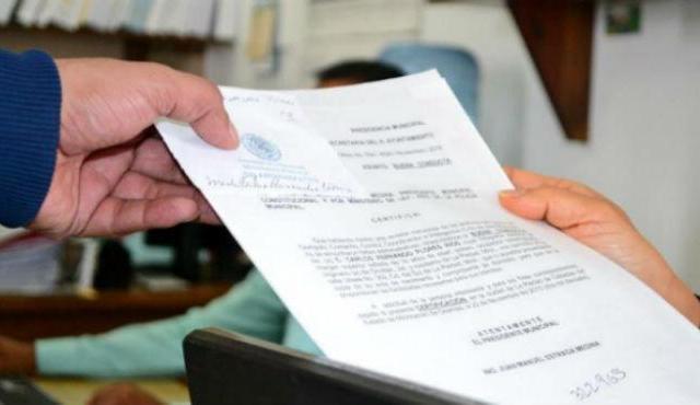 Eliminan carta de no antecedentes penales en Nuevo León - Foto de internet