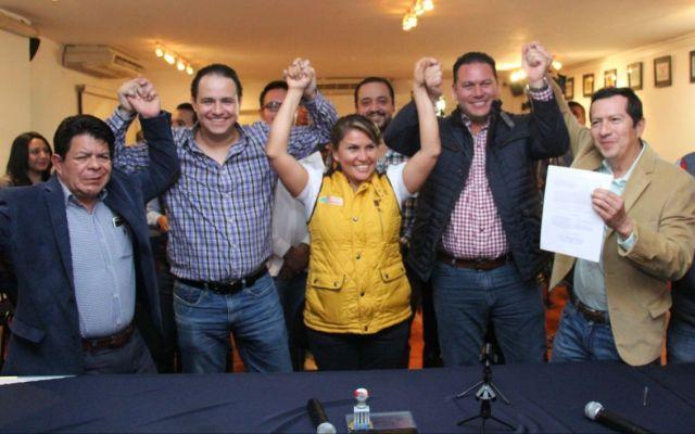 PAN y MC rompen alianza con PRD en Morelos - Foto de @PRDMorelos1