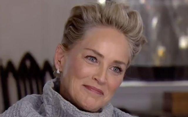 Sharon Stone retoma su carrera de actriz