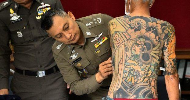 Detienen a jefe Yakuza en Tailandia tras 15 años prófugo