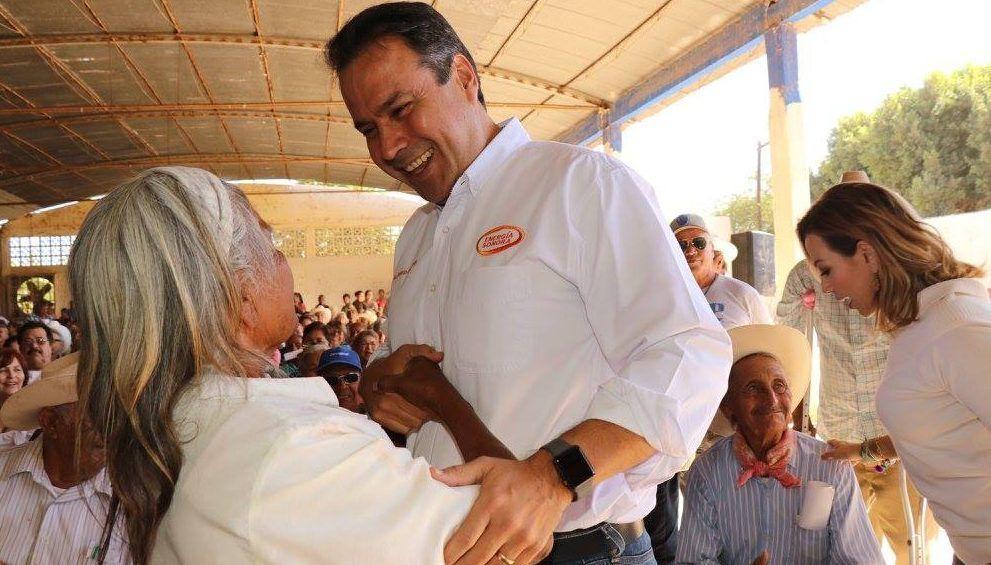 Exalcalde de Guaymas renuncia al PRI - Foto: Facebook.