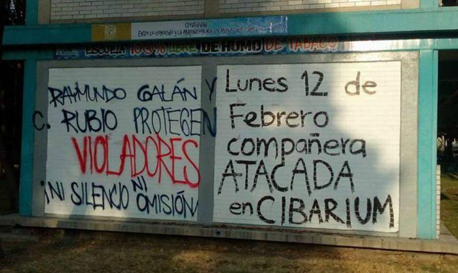 """Liberan a presunto violador de alumna del CCH Vallejo por """"detención ilegal"""" - Foto: Reporte Índigo."""