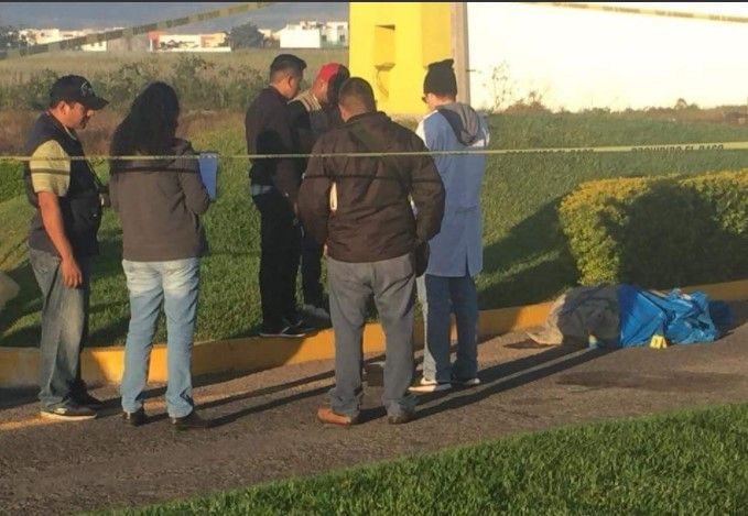 Secuestran y asesinan a expolicía municipal de Tepic - Foto: @1ANDINC1T08