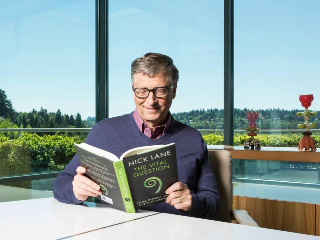 """Llama Bill Gates a México a invertir en educación; """"es más importante que sacar petróleo"""" - Foto: Facebook."""