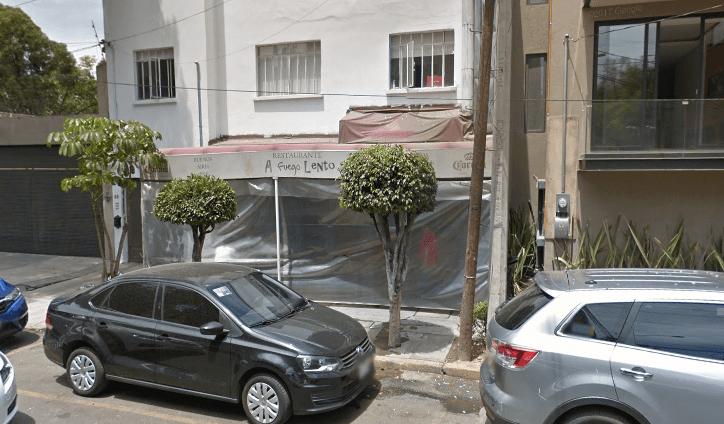 Asaltan a clientes de restaurante en la Benito Juárez