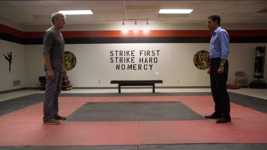 Lanzan teaser de la nueva serie de Karate Kid: Cobra Kai - Foto: Youtube.