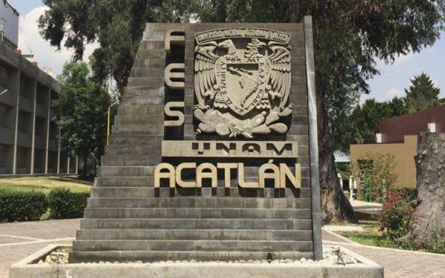 Asalto deja a dos estudiantes de FES Acatlán lesionadas - Foto de Archivo