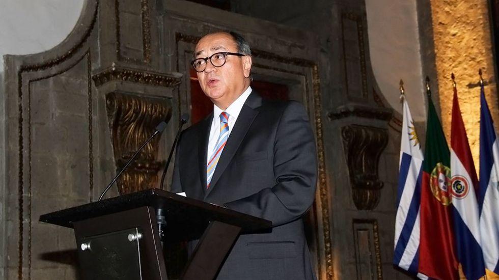 """""""México no puede truncar Reforma Educativa"""": Granados - Otto Granados. Foto: SEP."""