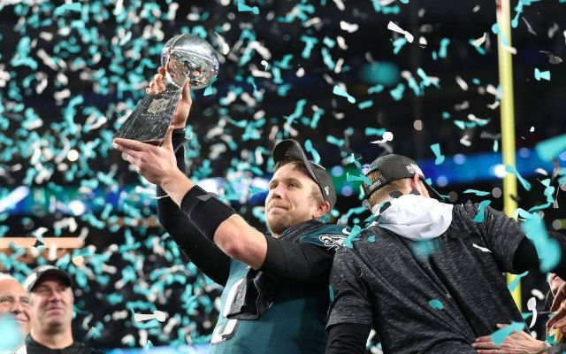 Registra Super Bowl nivel de audiencia más bajo desde 2010 - Foto: Philadelphia Eagles Facebook.