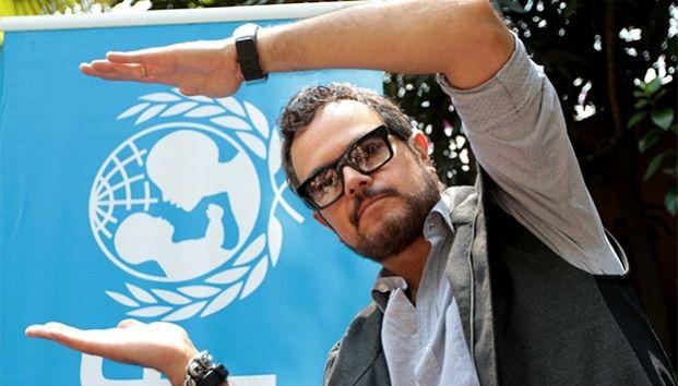 """""""Ni yo voy a renunciar, ni UNICEF aceptó mi renuncia"""": Aleks Syntek"""