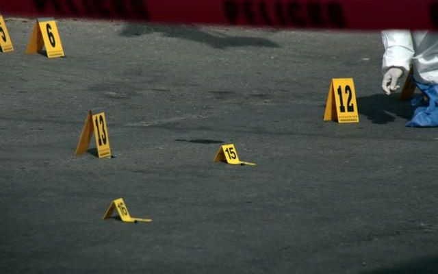Asesinan a comandante policial en Celaya - Foto de Internet