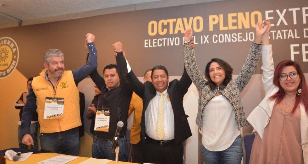Alejandra Barrales ya es formalmente candidata al Gobierno de la CDMX