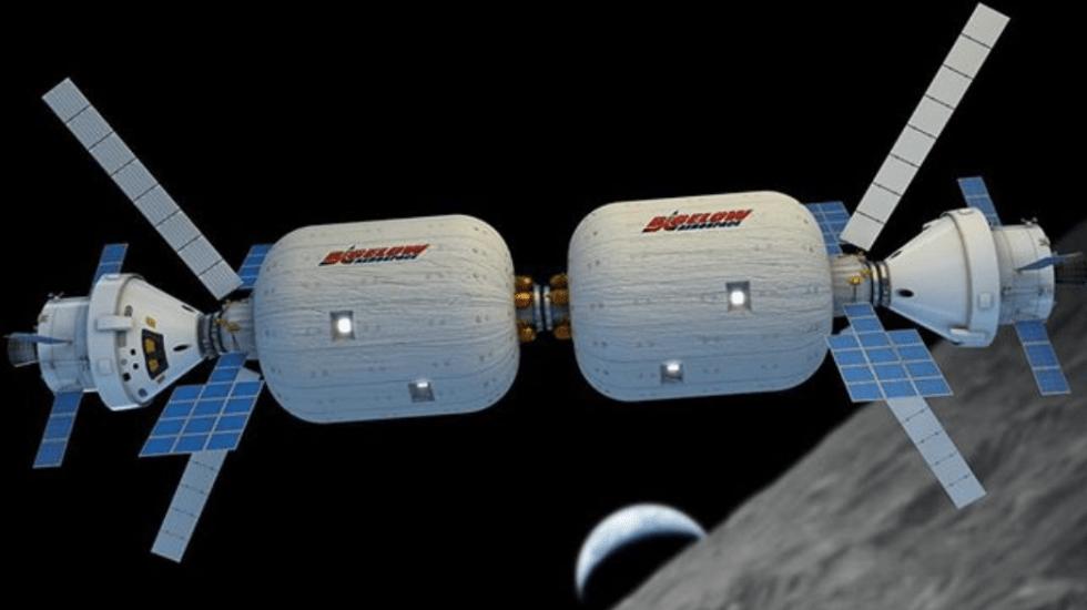 Hotel Espacial orbitará la Tierra en 2021 - Proyecto espacial de Bigelow Space Operations (BSO). Foto de BSO