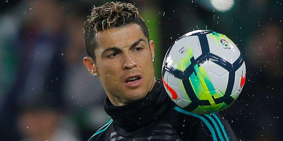 Cristiano Ronaldo no estará frente al Leganés
