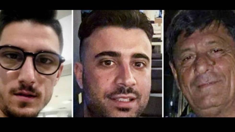 Familiares de italianos desaparecidos se van de México por miedo