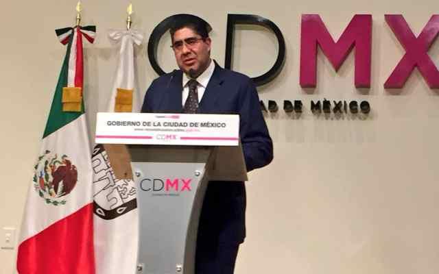 """""""No existe conflicto entre PGR y PGJ"""": Garrido"""