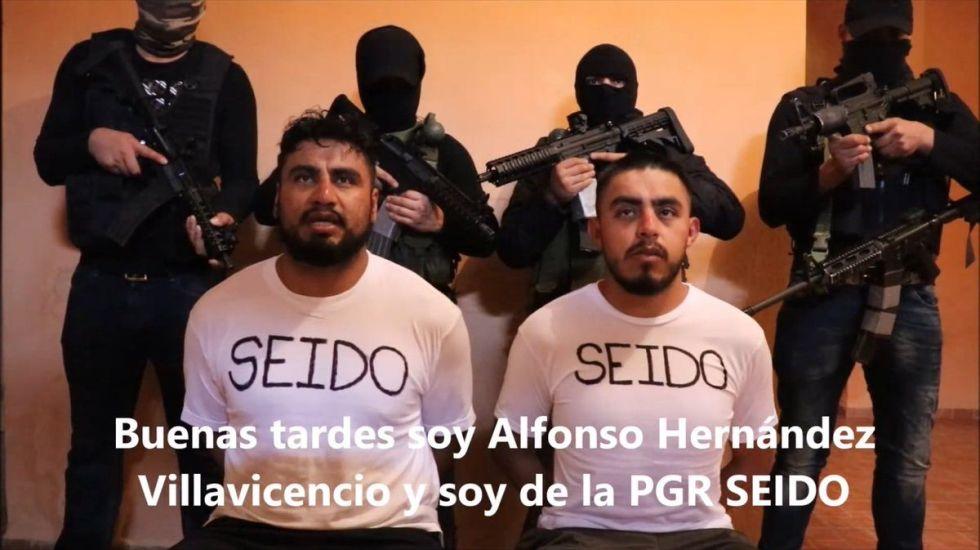 Secuestran a dos elementos de la PGR en Xalisco - Foto de C4Jimenez