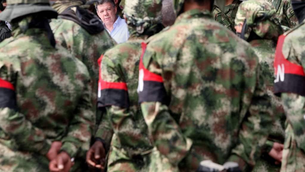 Ataque de ELN contra Ejército de Colombia deja cinco soldados muertos - Foto de internet