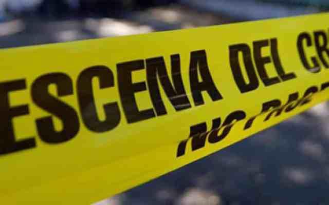 Hallan cadáver en cancha de futbol en Tlalpan - Asesinato feminicidio ataque agresión crimen