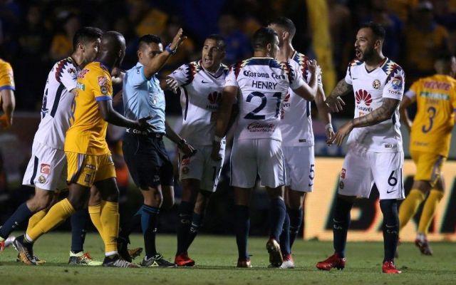 Árbitro del Tigres vs. America no silbará en la jornada 7