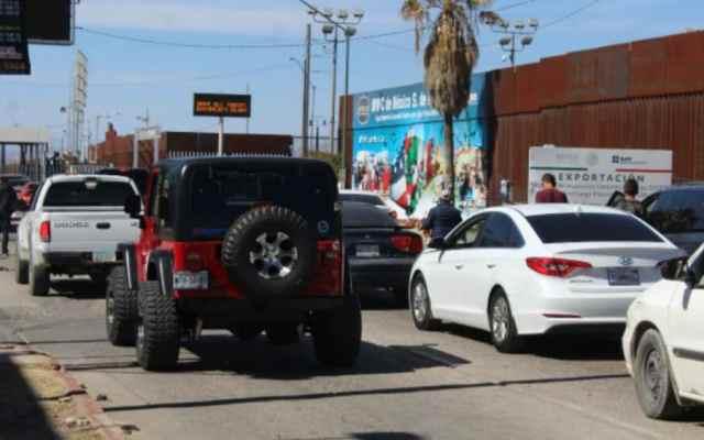 Fuga de gas causa cierre de la frontera entre Sonora y Arizona - Foto: @gtzrigo.