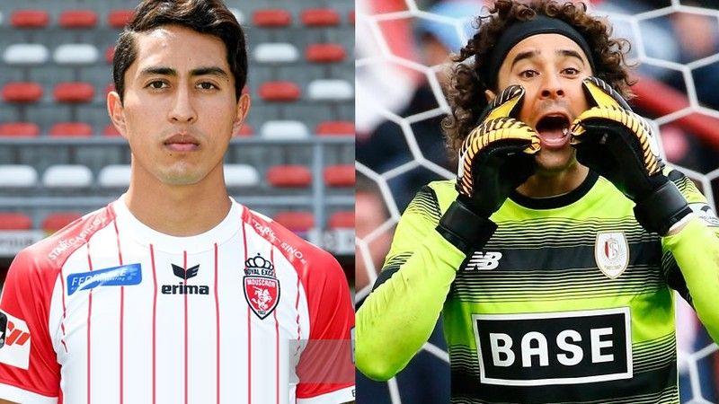 Memo Ochoa y Omar Govea se enfrentan en la liga belga