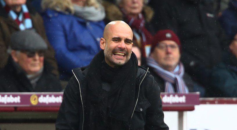 Manchester City no pudo contra el Burnley - Foto de @ChampionsLeague