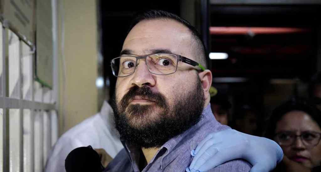 Duarte comparecerá ante juez en la Ciudad de México - Javier Duarte. Foto de Internet