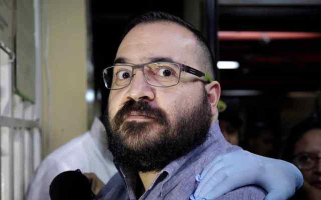 Duarte comparecerá de nuevo por asociación delictuosa y lavado de dinero - Javier Duarte. Foto de Internet