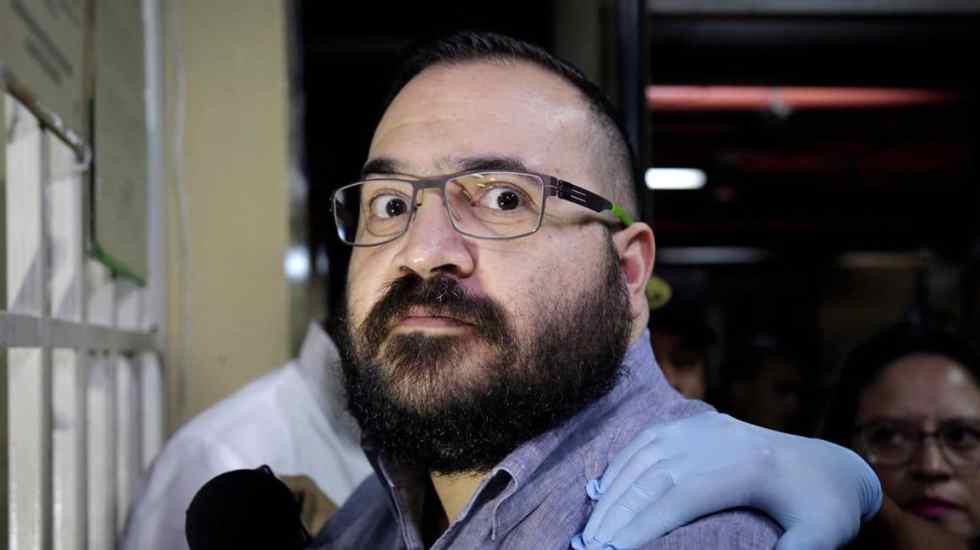 Giran orden de aprehensión contra Javier Duarte por desaparición forzada - Javier Duarte. Foto de Internet
