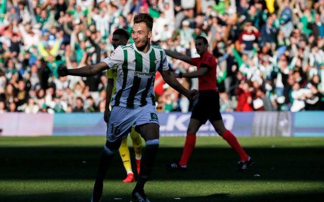 Con Guardado como titular Betis derrota 2-1 al Villarreal