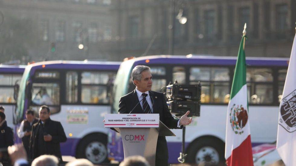 Sustituirán más de 300 microbuses del Eje 5 y 6