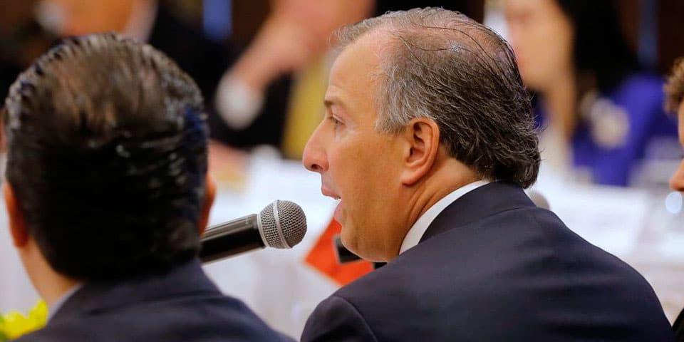 PGR es quien debe deslindar responsabilidades en Sedesol: Meade
