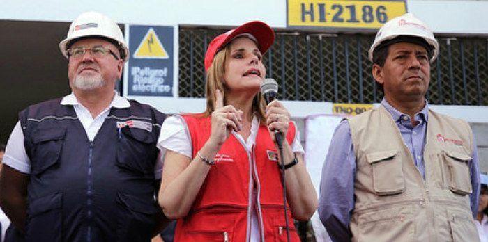 Maduro debe cumplir leyes de Perú, el gobierno no permitirá su ingreso: Ministra peruana