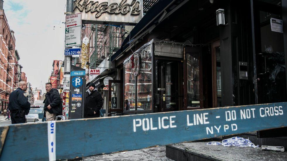 Incendio en NY deja 13 heridos