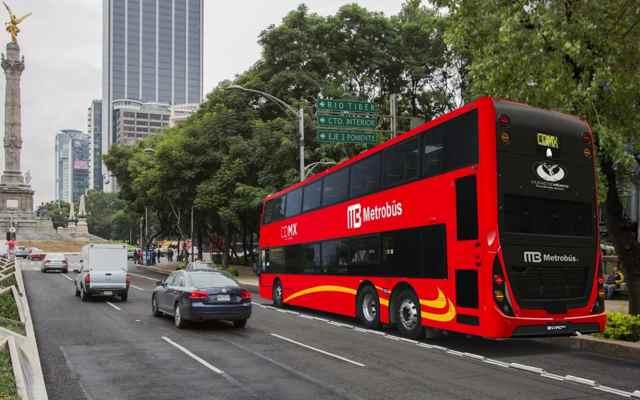 """Es muy probable que mañana opere la Línea 7 del Metrobús"": Mancera"