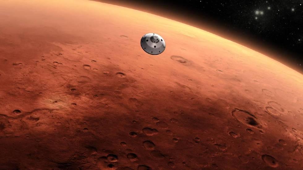 La NASA revela detalles de misión a Marte - Foto de Internet