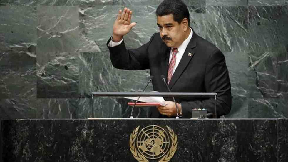 "Maduro califica ataque a Siria como ""acto criminal del imperialismo"""