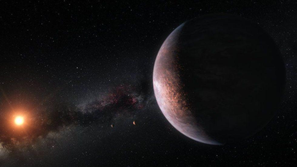 Al menos siete planetas podrían tener agua además de la Tierra - Foto de @ESO