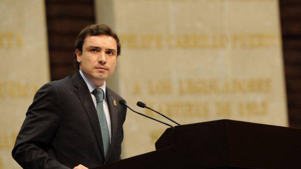 """""""Irresponsable que el Cisen siga a precandidatos sin avisarles"""": Rodríguez Doval"""