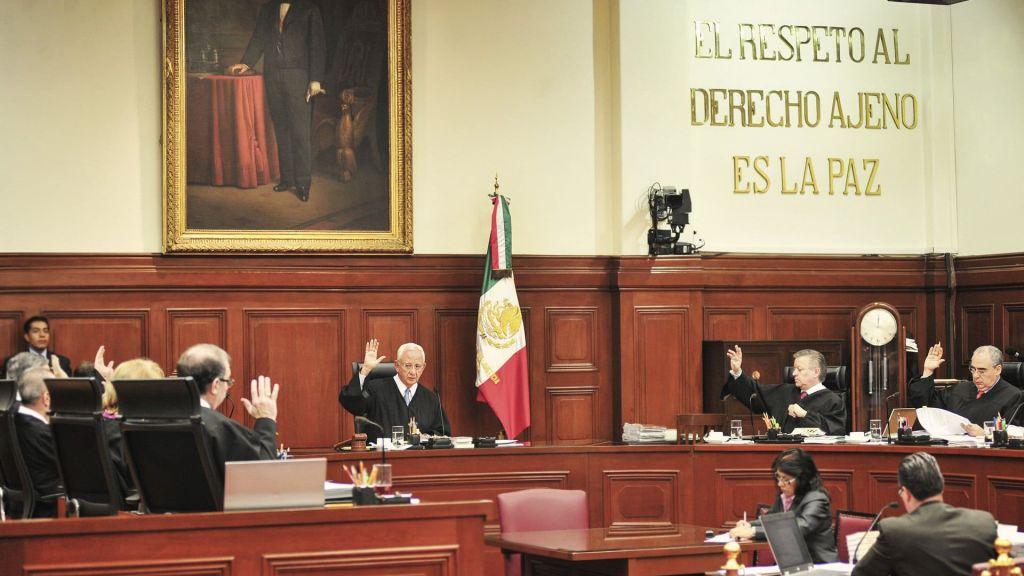 SCJN concede a Ríos Piter amparo para adquirir semilla de mariguana - la suprema corte se definira sobre la reducción de salarios