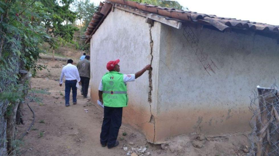 Garantiza Sedesol alimentos y agua en zonas afectadas de Oaxaca tras sismo - Foto de Noticieros Televisa