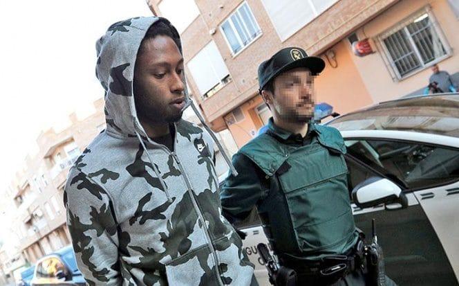 Dan prisión provisional a Rubén Semedo por intento de homicidio - Foto de EFE